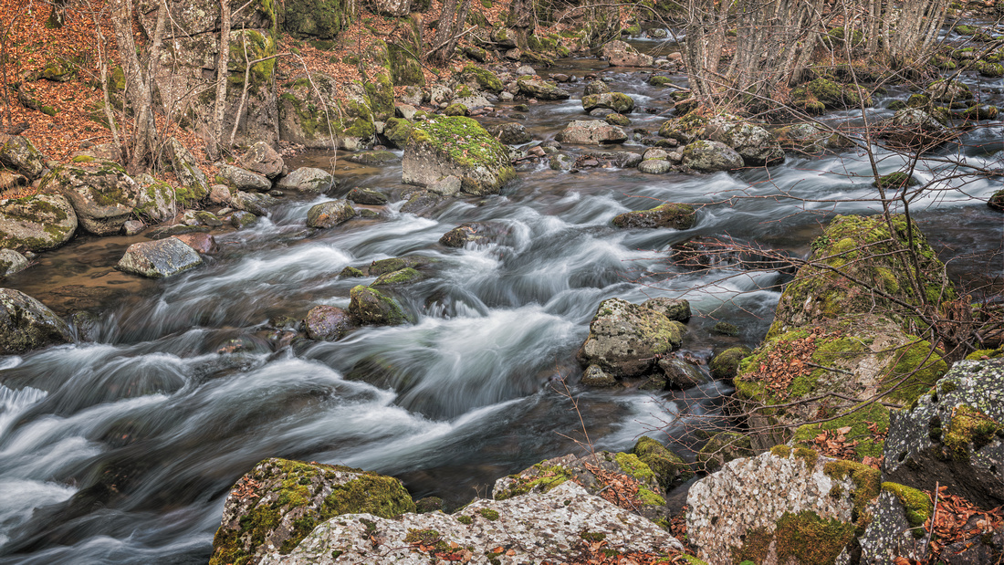 Clear Water in Devin